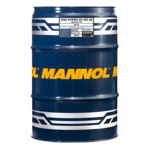 Mannol Hydro HV (HVLP) ISO 46 208l Fass