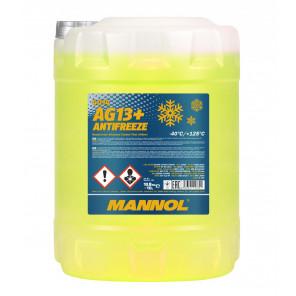 Mannol Kühlerfrostschutz Antifreeze AG13+ -40 Advanced Fertigmischung 10l Kanister