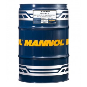 MANNOL TS-3 SHPD 10W-40 Motoröl 60l Fass