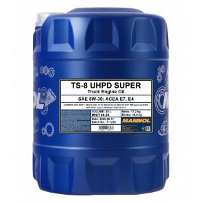 MANNOL TS-8 UHPD Super 5W-30 Motoröl 20l Kanister