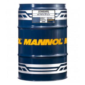 Mannol Standard 15W-40 Motoröl 60l Fass