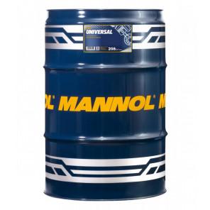 Mannol Universal 15W-40 Motoröl 208l Fass