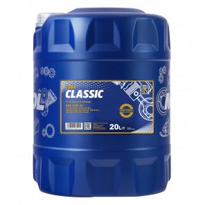 MANNOL Classic 10W-40 Diesel & Benziner Motoröl 20Liter Kanister