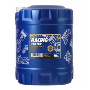 MANNOL Racing+Ester 10W-60 Motoröl 10l Kanister