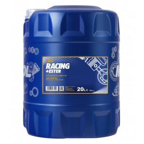 MANNOL Racing+Ester 10W-60 Motoröl 20l Kanister