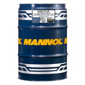 MANNOL Basic Plus 75W-90 API GL 4+ 60l Fass