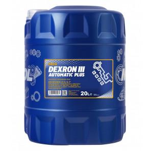 MANNOL Dexron III Automatic Plus 20l Kanister
