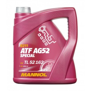 MANNOL ATF AG52 Automatic Special 4l