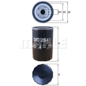 MAHLE Ölfilter